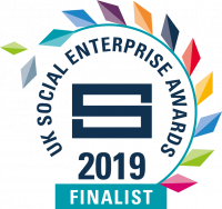 UK social enterprise of the year 2019 finalist