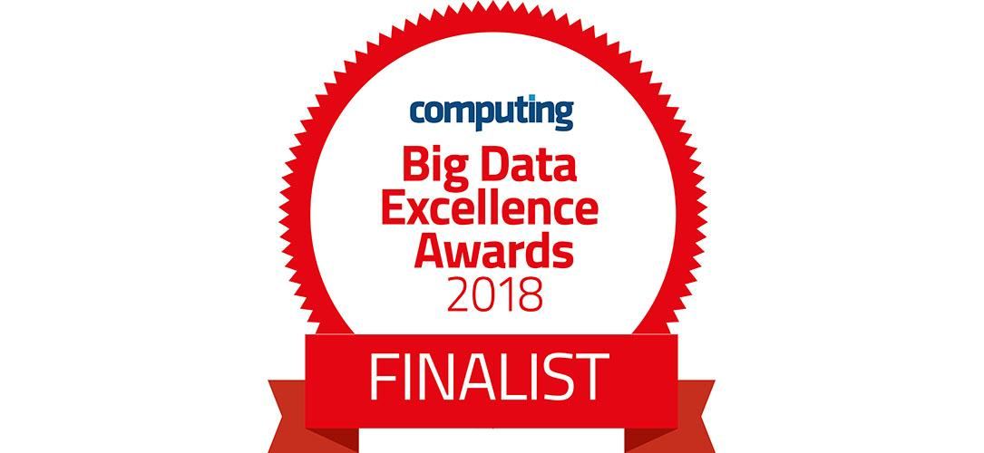 Big Data Awards 2018 Finalist