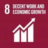 UN SDG ALLIANCE GOAL 8: UN SDG 8: Committed to Decent Work and Economic Growth